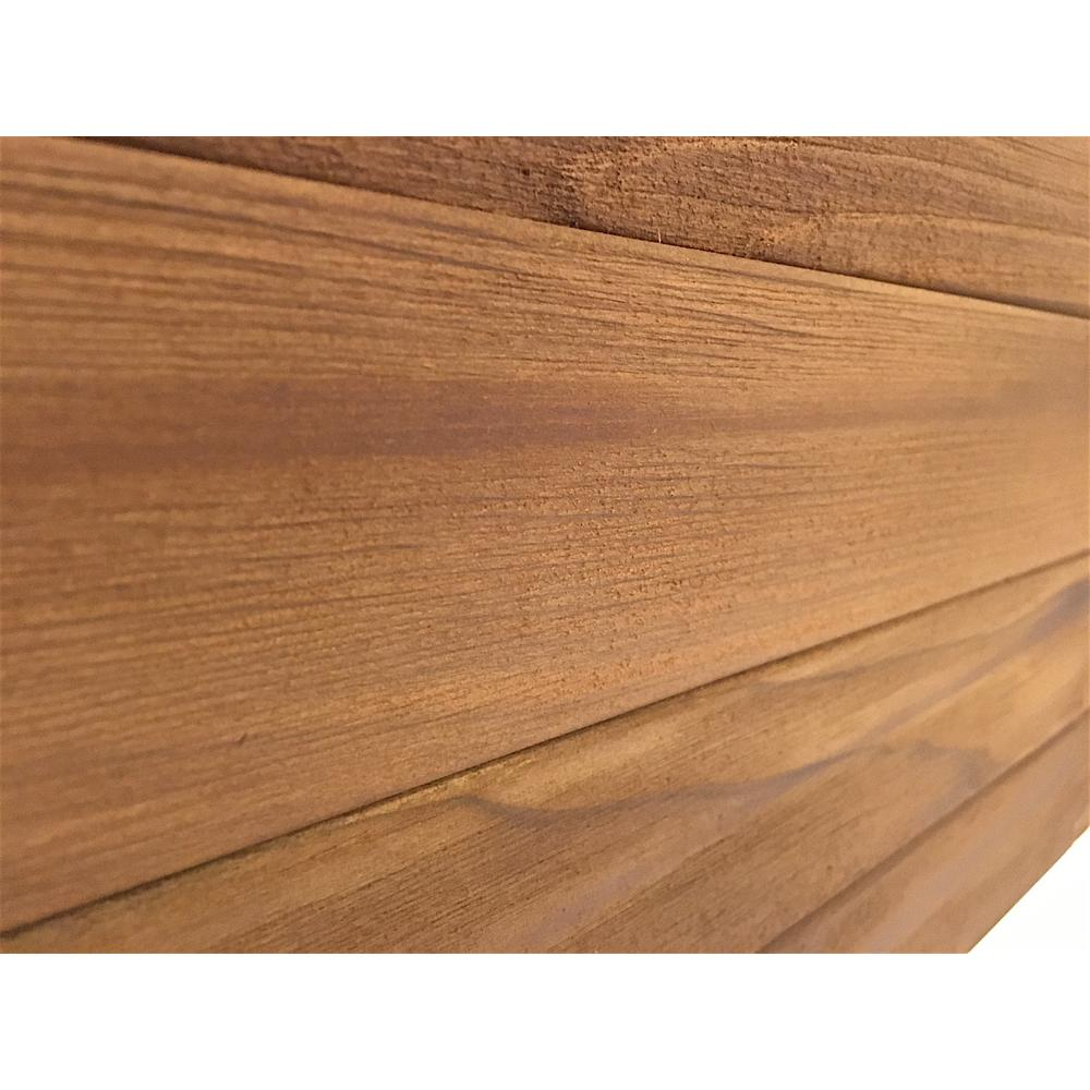 3D Whole Wood 28 in. x 11 in. Reclaimed Wood Decorative