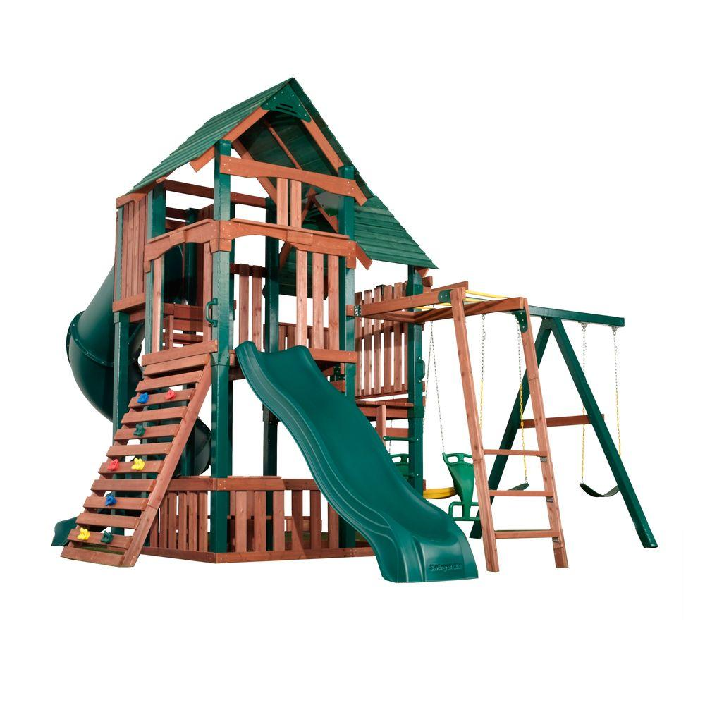 Swing-N-Slide Playsets Windward Ready-To-Assemble Play Set