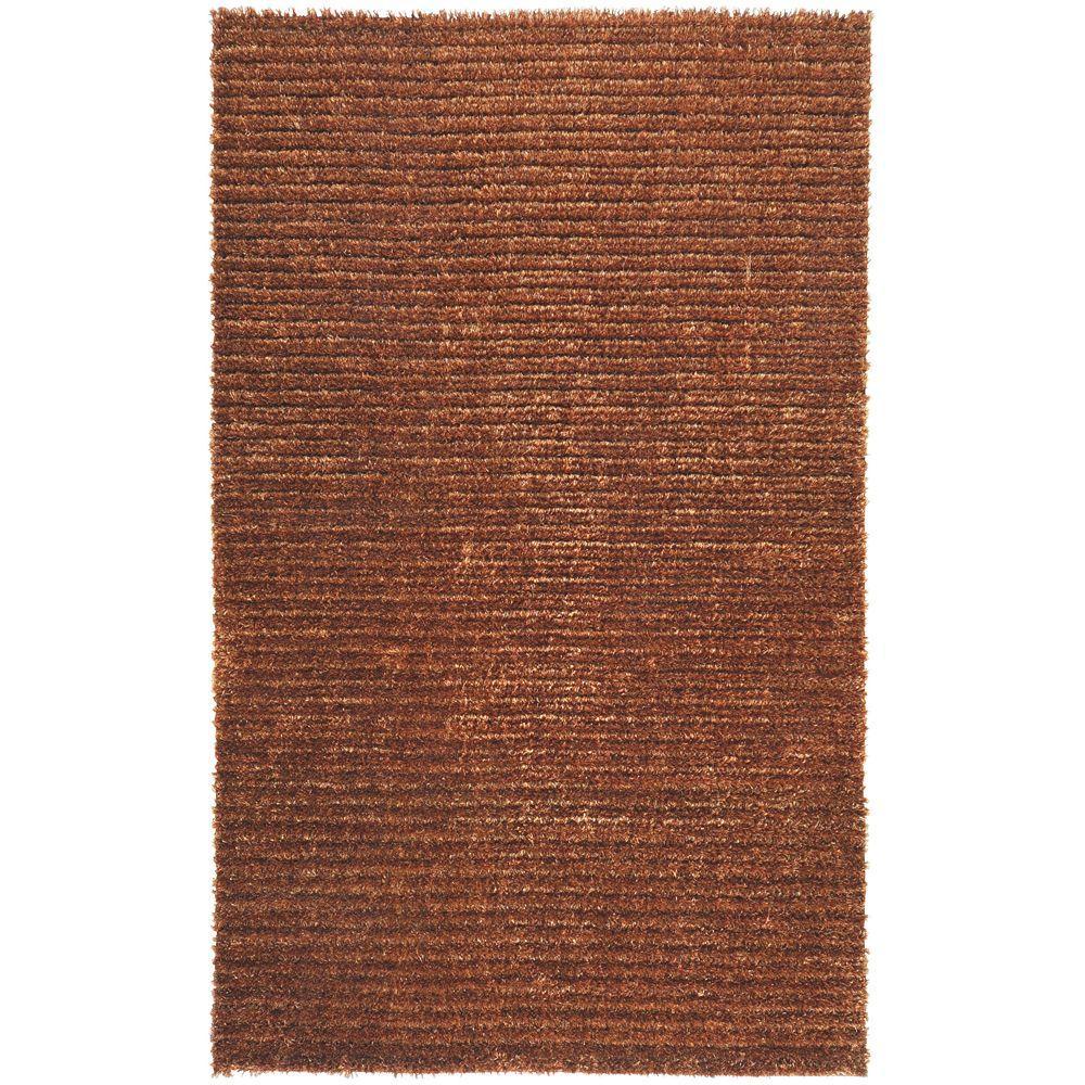 Porto Rust 5 ft. x 8 ft. Area Rug