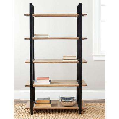 Scott Brown Open Bookcase