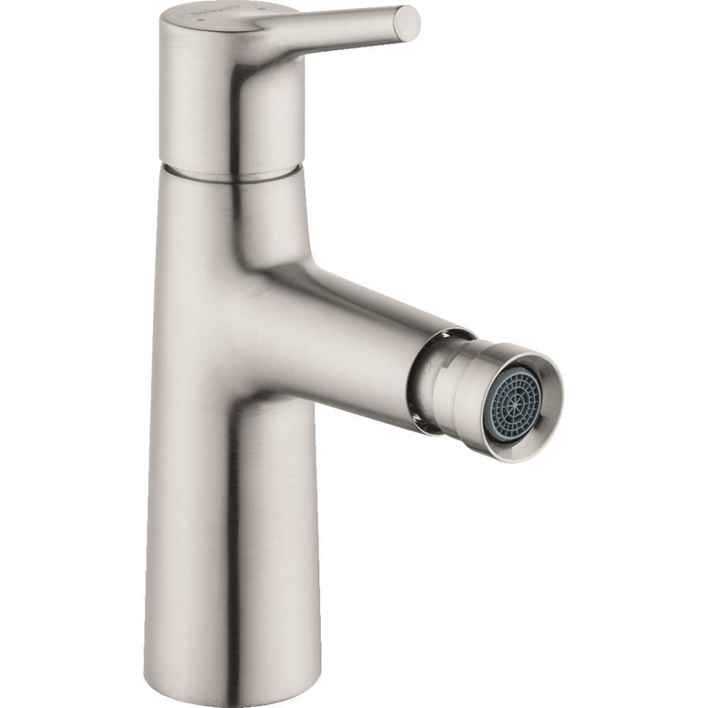Talis S Single-Handle Bidet Faucet in Brushed Nickel