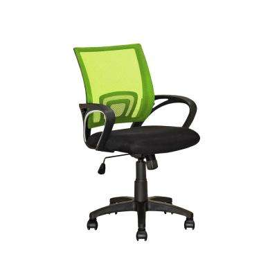 Workspace Black And Lime Green Mesh Back Office Chair