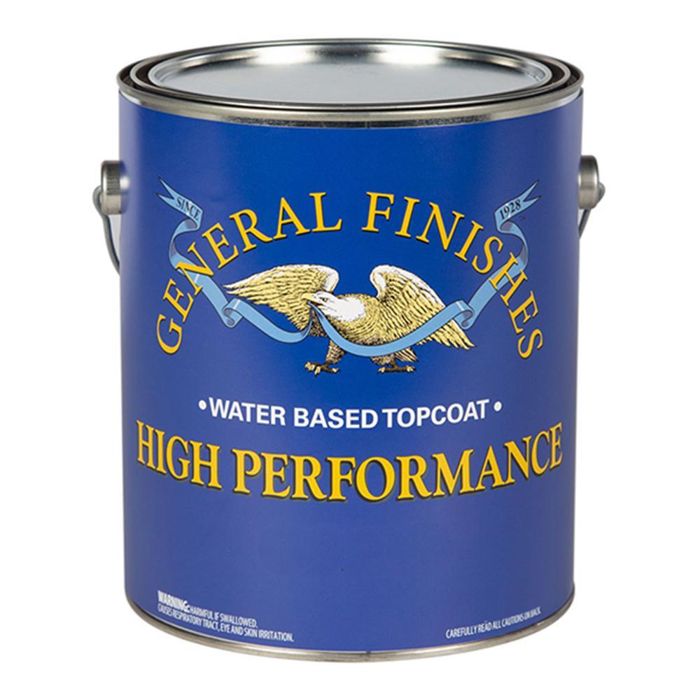 5-Ga. Flat High Performance Polyurethane Interior Topcoat