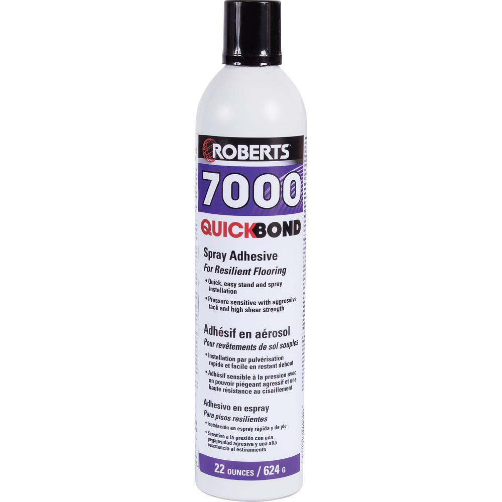 7000 QuickBond Spray Adhesive For Resilient Flooring