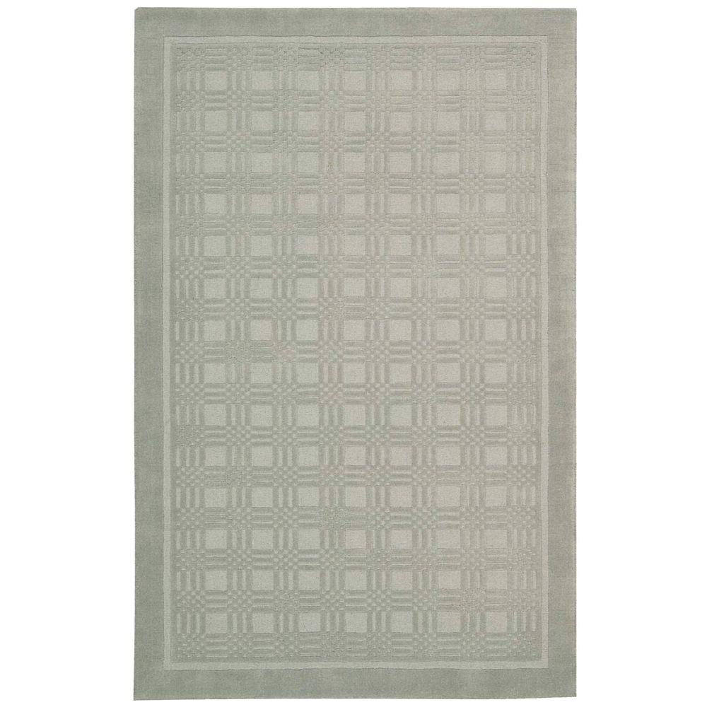 Nourison Westport Grey 2 ft. 6 in. x 4 ft. Accent Rug