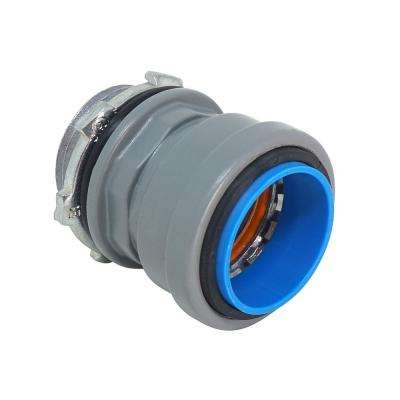 1/2 in. x 1 ft. EMT Push Connect Watertight Box Connector