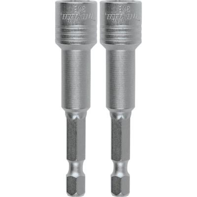 IMPACT XPS 2-9/16 in. Magnetic 3/8 in. Nutsetter (2-Pack)