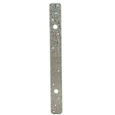 Z-MAX 12 in. Galvanized Medium Strap