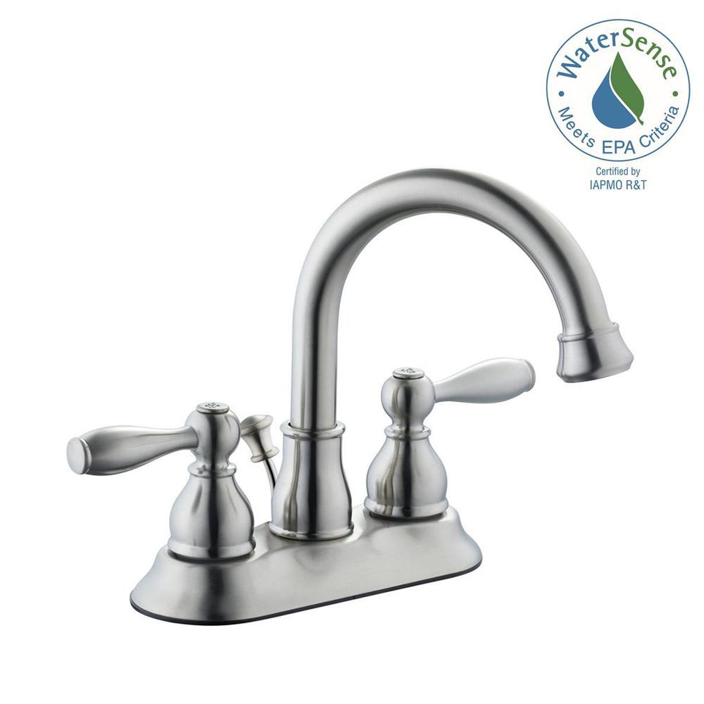 Glacier Bay Kitchen Faucet Set