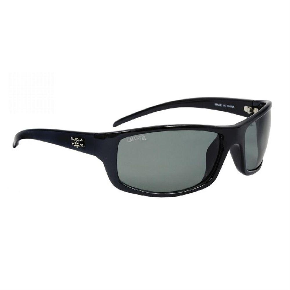 Black Frame Prowler Sunglasses with Gray Lenses