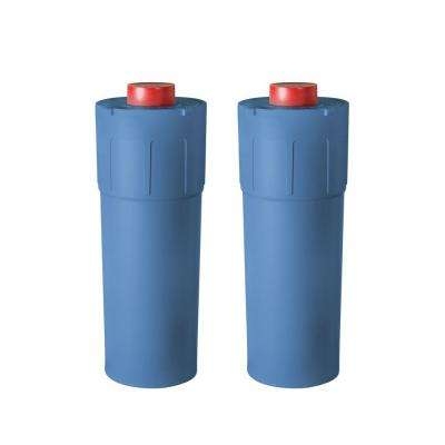SuperPlus 14 in. Ultra-Filtration System Replacement Water Filter Cartridges (2-Pack)