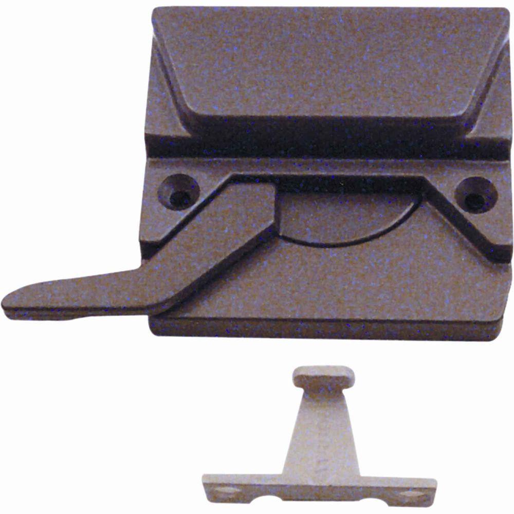 Right-Hand Casement Window Low-Profile Sash Lock