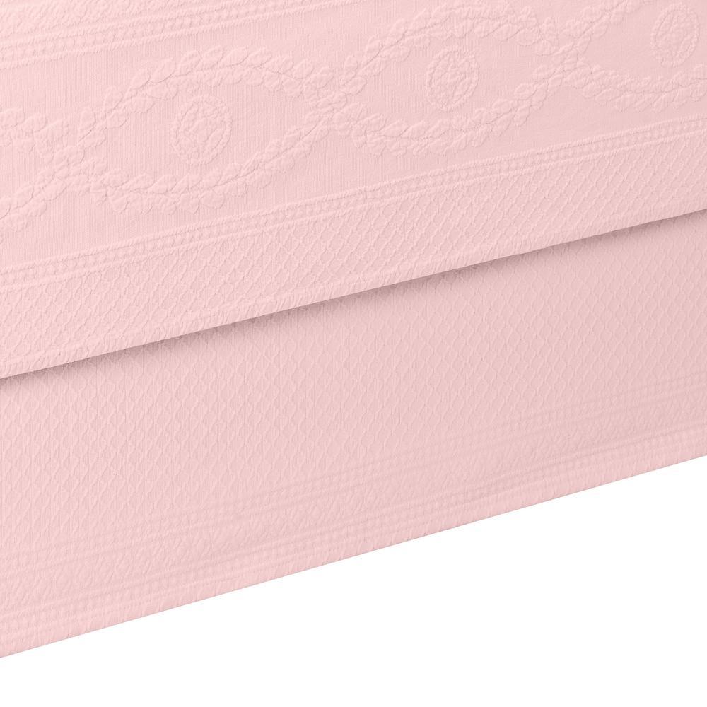 Williamsburg Abby Shell Full Bed Skirt