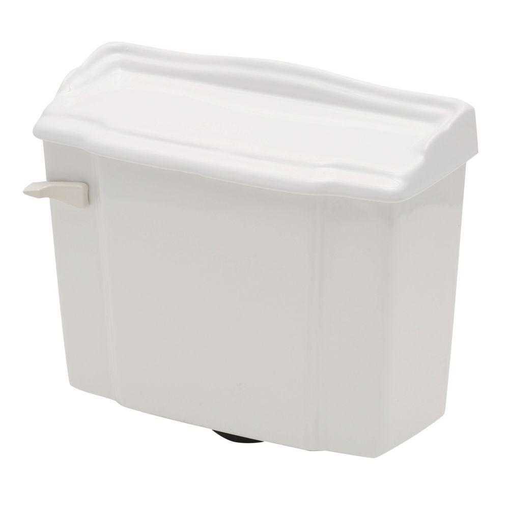 Elizabethan Classics English Turn 1.6 GPF Toilet Tank Only in White