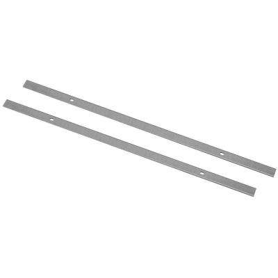 13 in. Hisgh Speed Steel Planer Knives for Ryobi AP1300 Set of 2