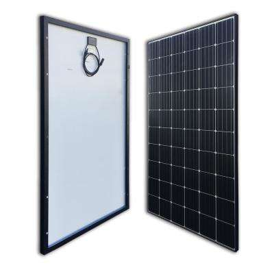 300-Watt 24-Volt Monocrystalline Solar Panel for Residential Commercial  Rooftop Back-Up System Off-Grid Application