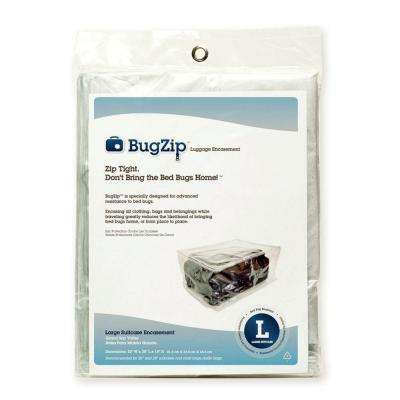 Large Bed Bug Resistant Suitcase and Clothing Encasement