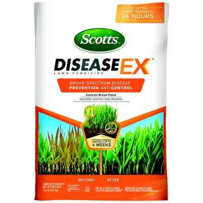 10 lb. 5,000 sq. ft. Disease Ex Fungicide for Lawns