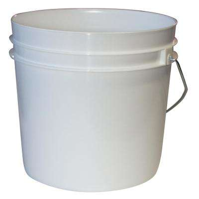 1 Gal. White Bucket (10-Pack)