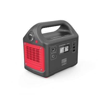 208 Watt Hour Lightweight Lithium Battery Mobile Power Station with AC,  USB, 12V