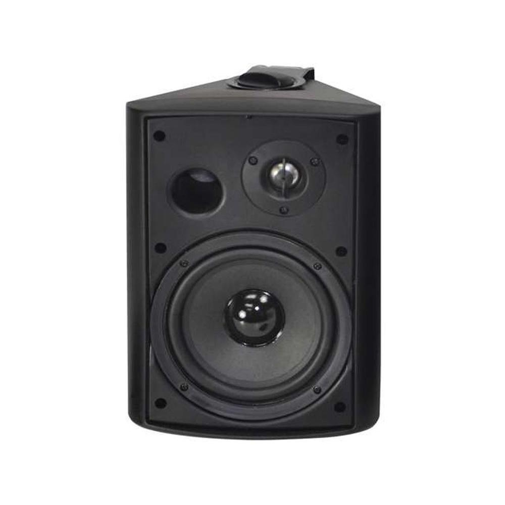 OSD Audio BTP-650Blk 6.5-inch Bluetooth Patio Speakers (Pair, Black)