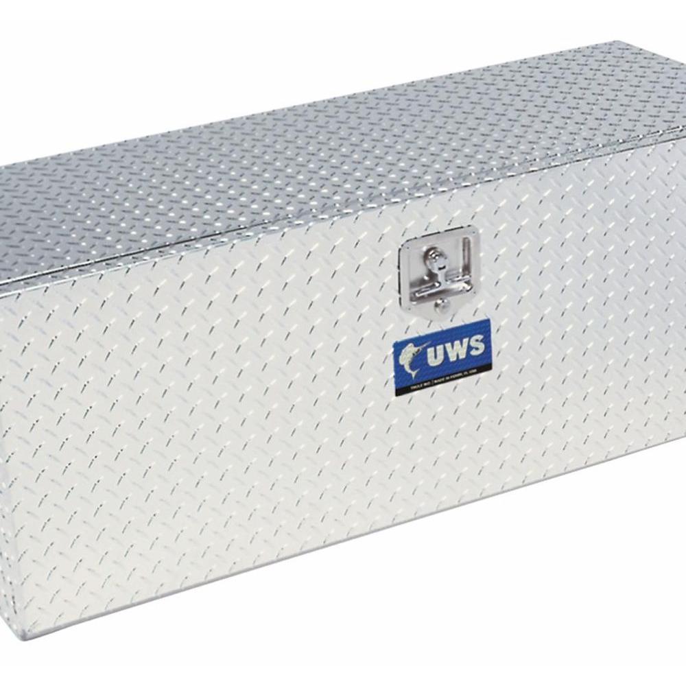 60 in. Aluminum Underbody Single Door Tool Box