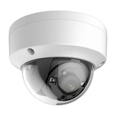 Wired 5MP HD Analog 4-in-1 Outdoor IR Dome Camera