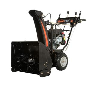 Sno-Tek 24 inch 2-Stage Electric Start Gas Snow Blower by Sno-Tek