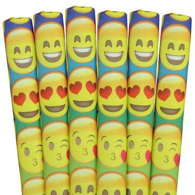 Emojis Pool Noodles (6-Pack)