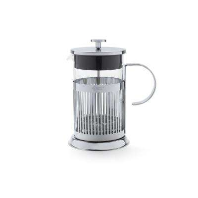 27 fl. oz. Chrome French Press