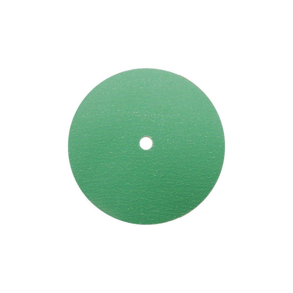 QUICK-STEP XX 5 in. x GR240 Velcro Sanding Discs (25-Pack)
