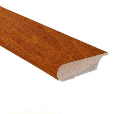 Topaz 0.81 in. Thick x 3 in. Wide x 78 in. Length Hardwood Lipover Stair Nose Molding