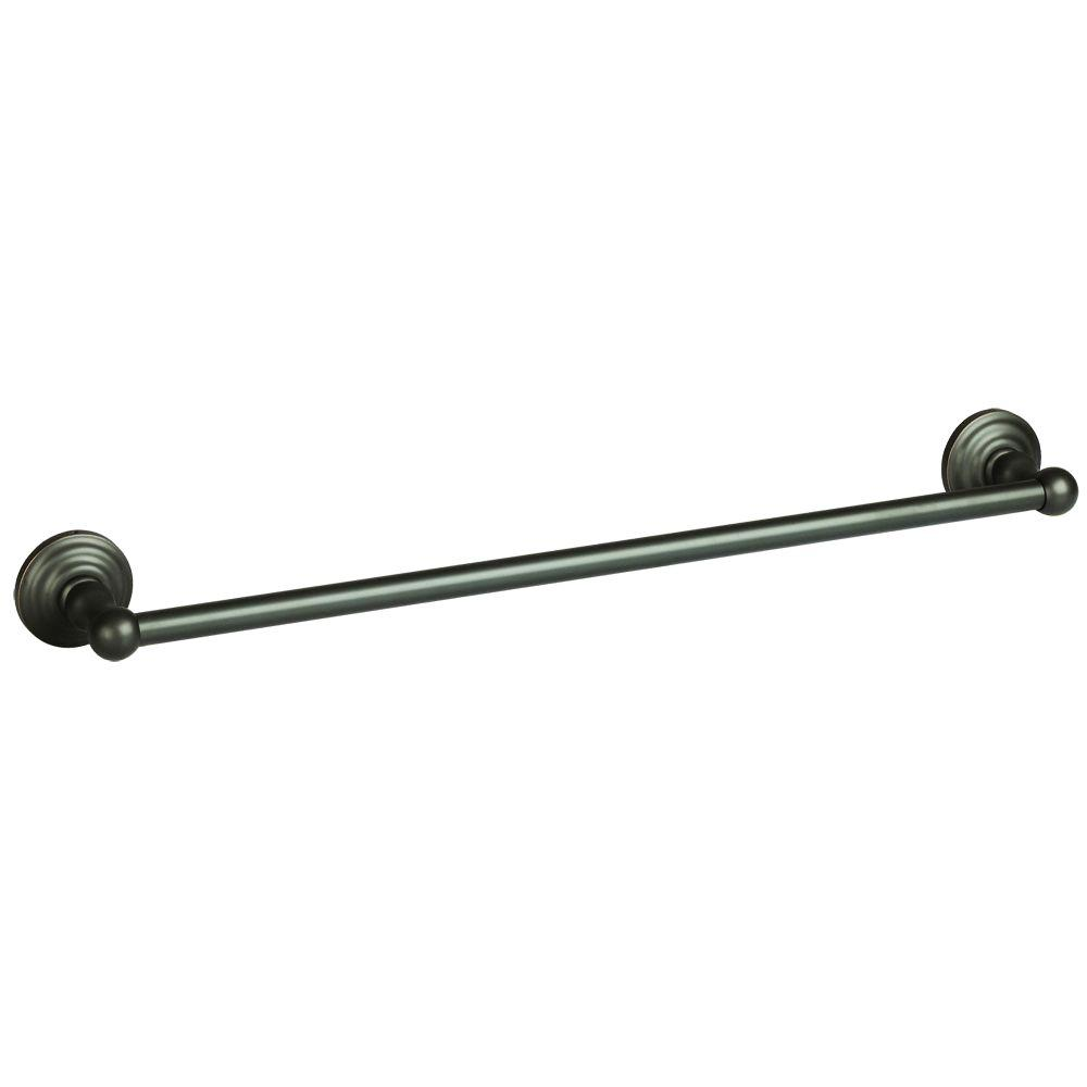 Design House Calisto 24 in. Towel Bar in Oil Rubbed Bronze