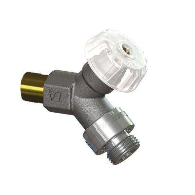 1/2 in. x 3/4 in. Combination Copper Sweat Mild Climate Polished Chrome Wall Hydrant with Single-Check Vacuum Breaker