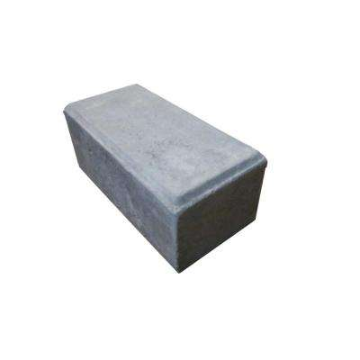 7.8 in. x 4 in. Vista de Pueblo Concrete Paver (Pallet of 126)