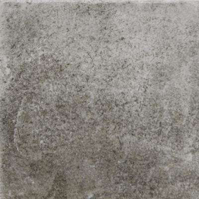 Newberry Grafite Matte 15.75 In. X 15.75 In. Porcelain Floor And Wall Tile (