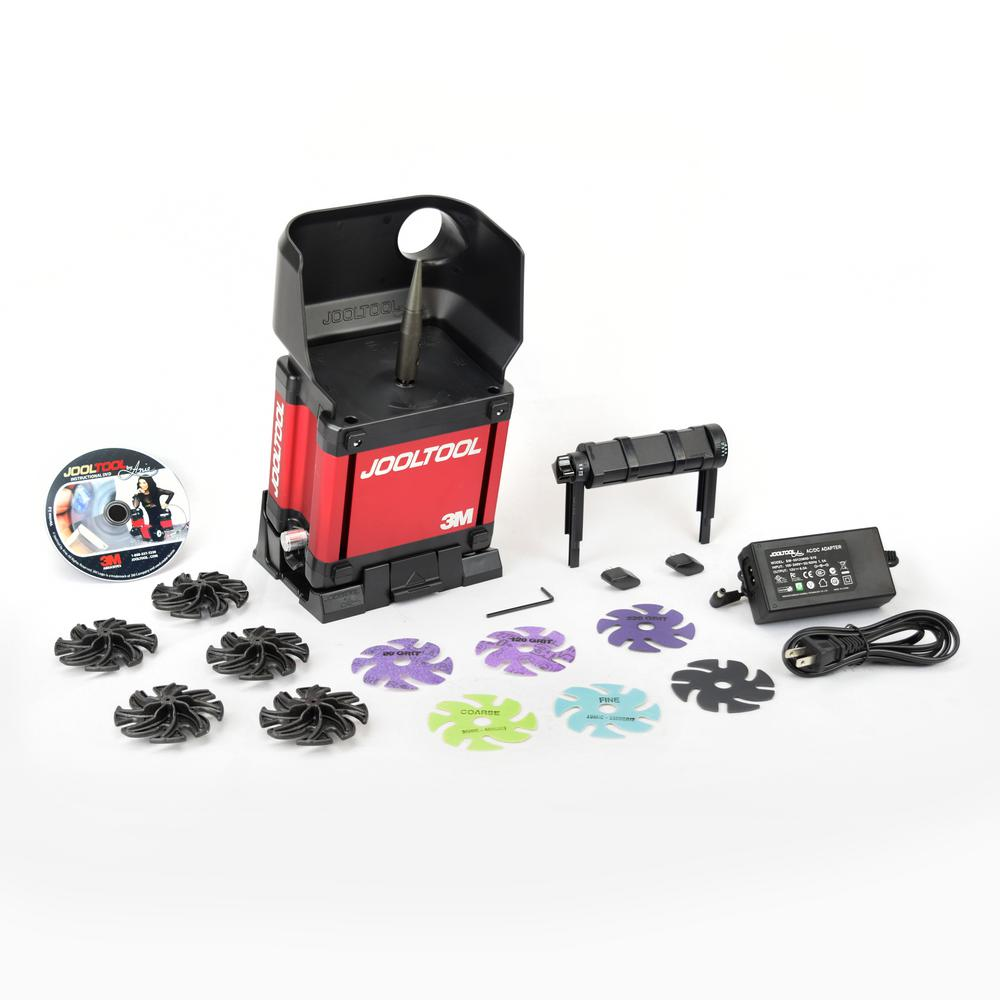 JOOLTOOL Multi-functioning Sharpening Polishing and Grinding System