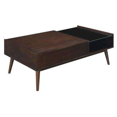 Morgan Espresso Lift-Top Coffee Table