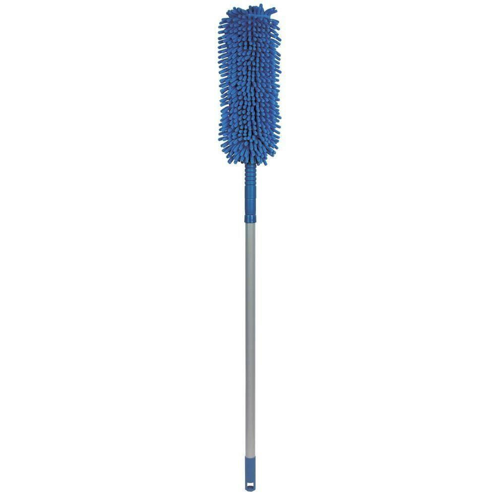 Westinghouse Chenille Microfiber Adjustable Brush Duster with Telescopic Pole