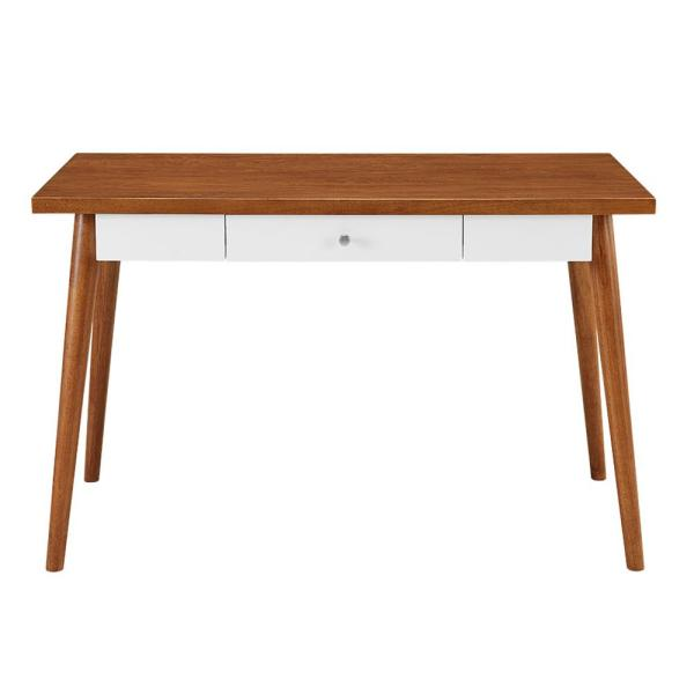 Fantastic Walker Edison Furniture Company Mid Century Acorn And White Interior Design Ideas Skatsoteloinfo