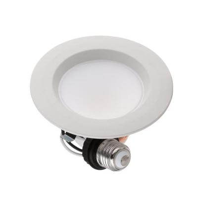 4 in. Color Temperature Selectable Integrated LED Recessed Trim (4-Pack)