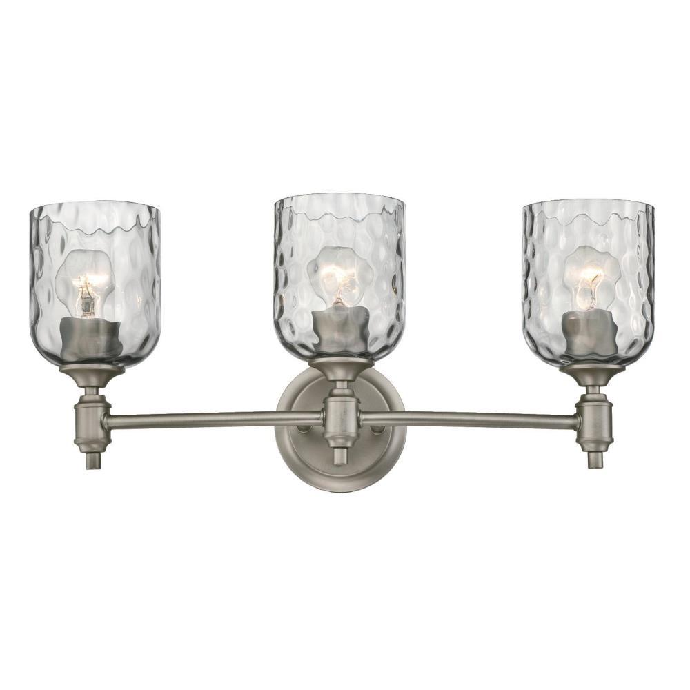 Gray - Vanity Lighting - Lighting - The Home Depot