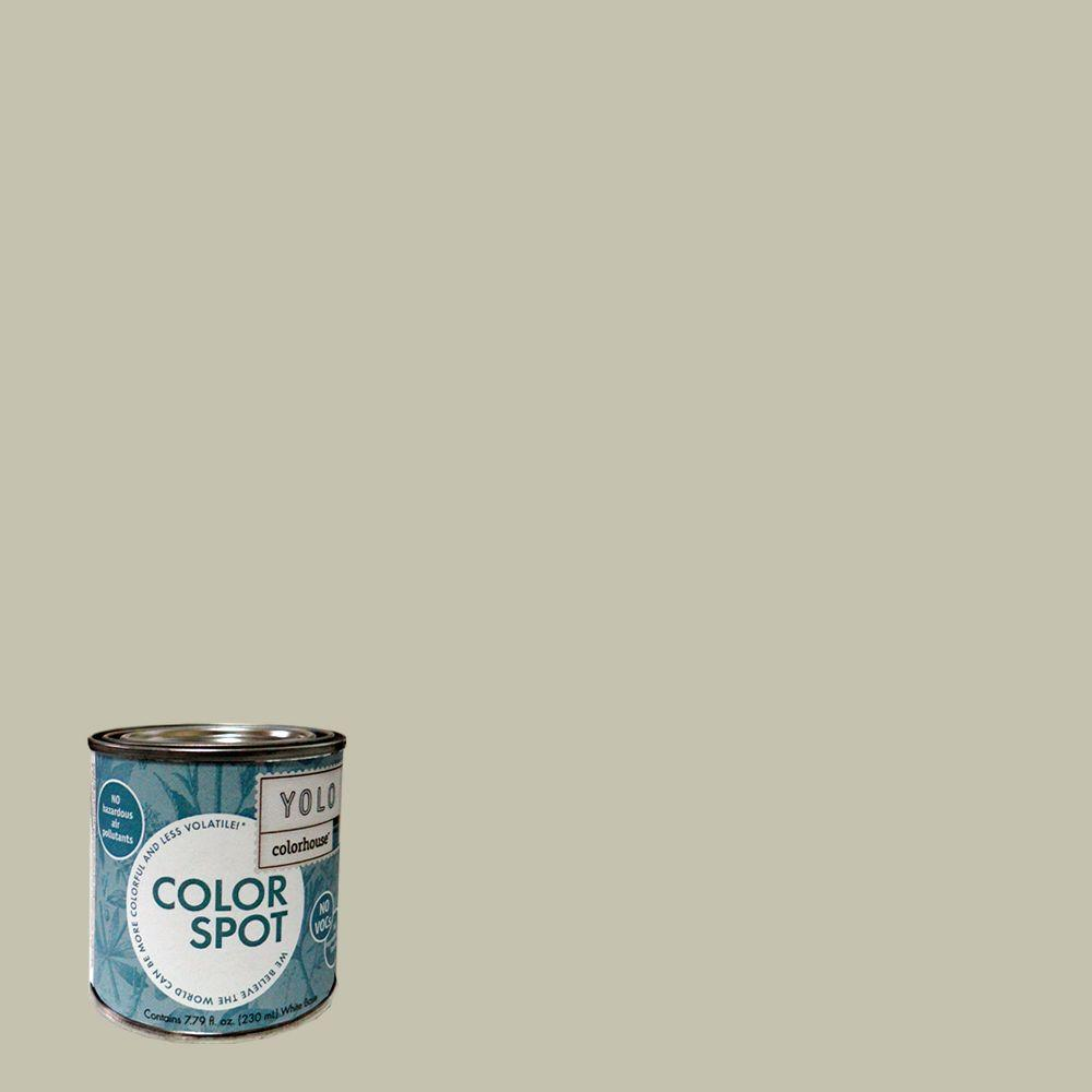 YOLO Colorhouse 8 oz. Nourish .02 ColorSpot Eggshell Interior Paint Sample-DISCONTINUED