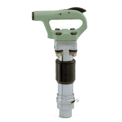 MCH-3 Air Powered Hex Chuck Chipping Hammer with Oval Collar Retainer