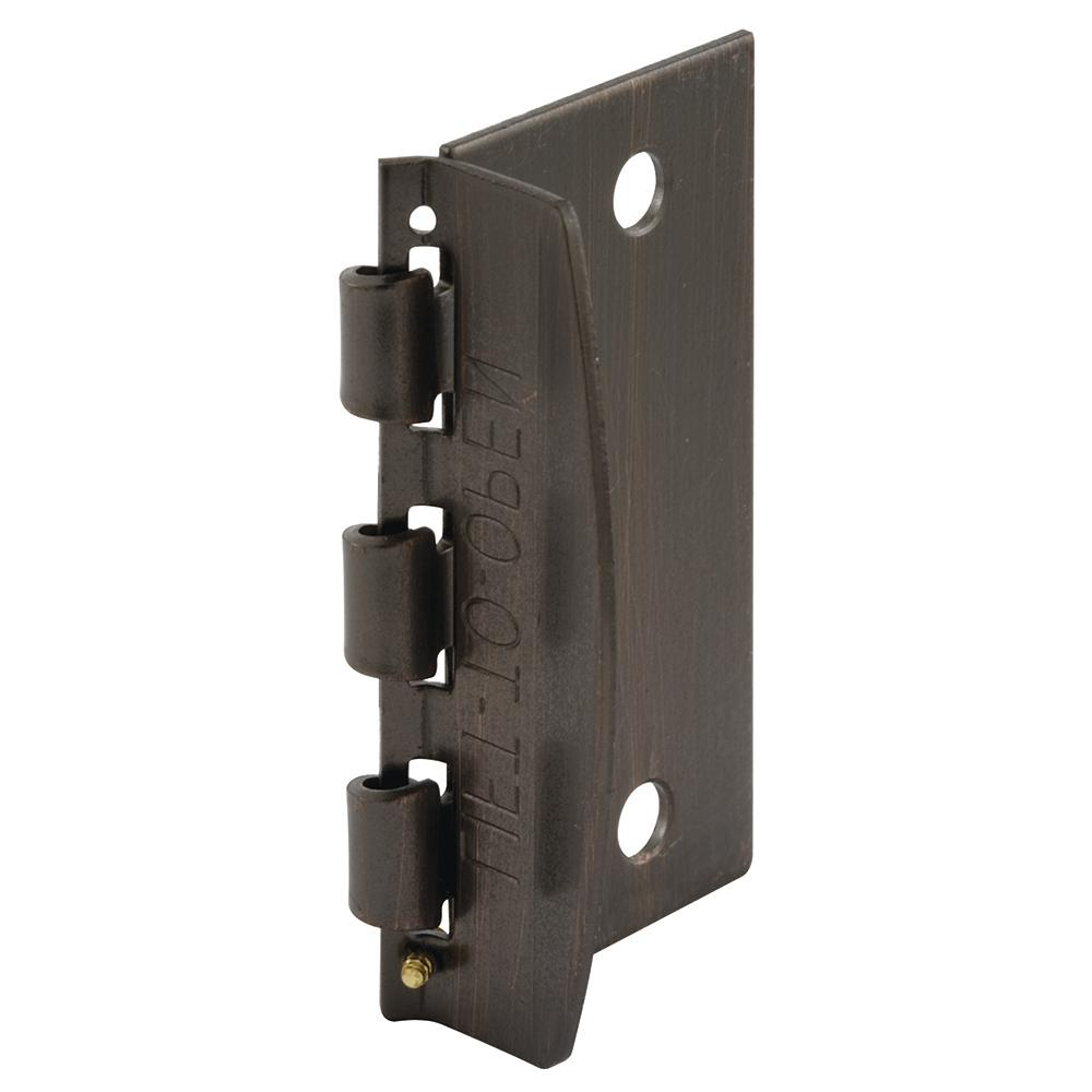 Prime-Line Bronze Plated Flip Action Door Lock