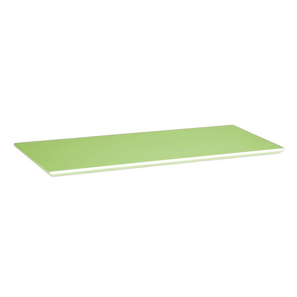 Casual Home Green Mantel Top