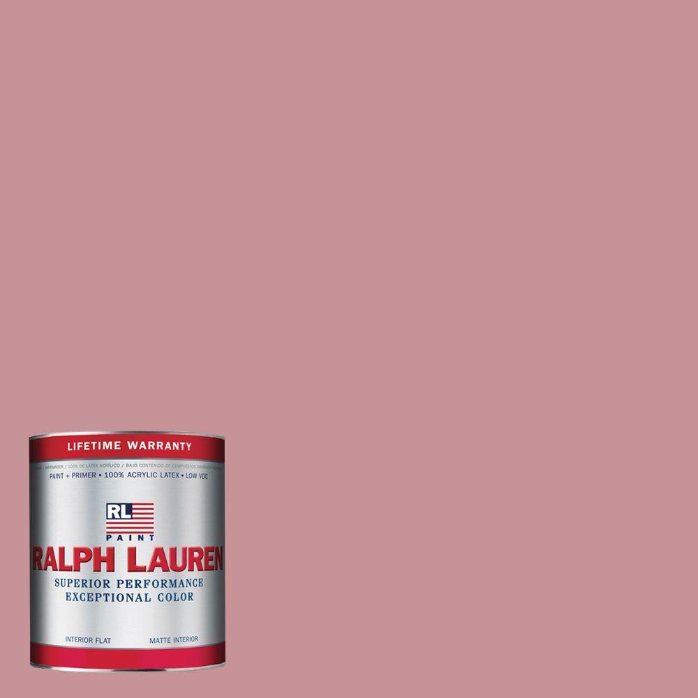 Ralph Lauren 1-qt. Primrose Flat Interior Paint