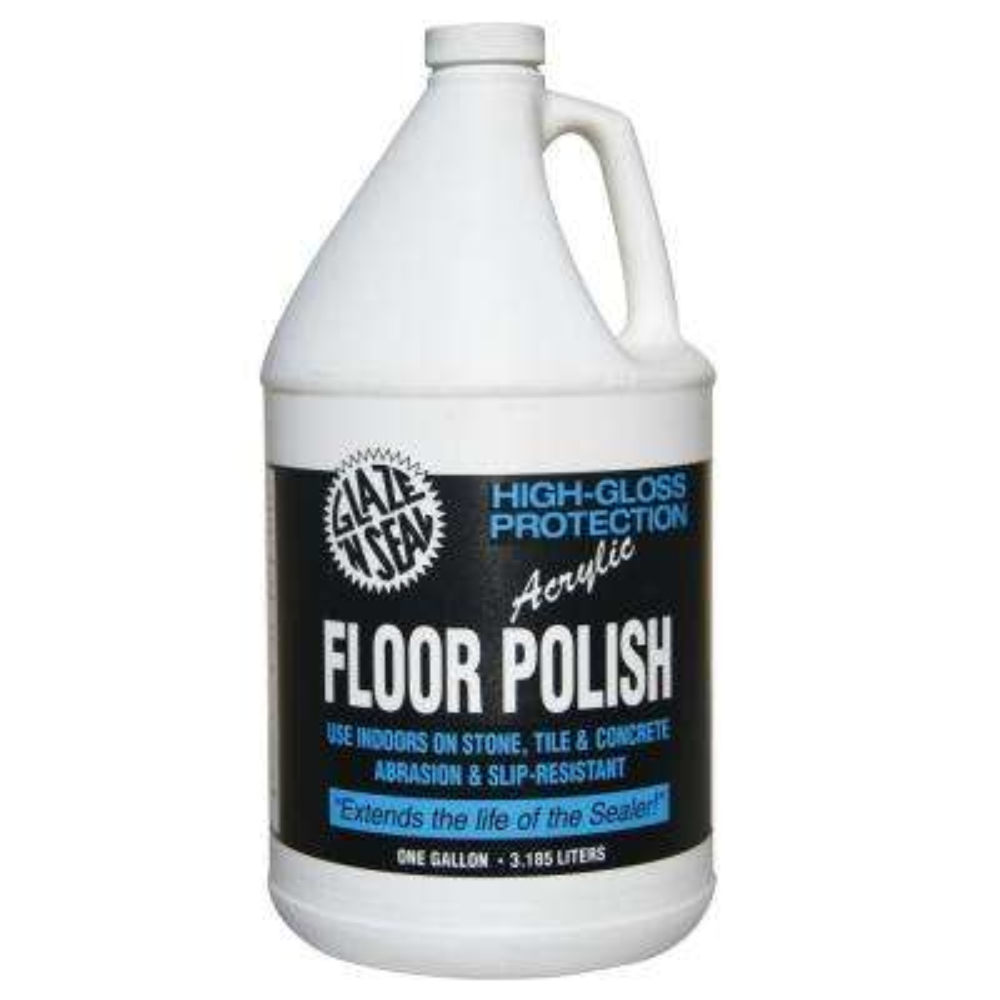 1 gal. Concrete High Gloss Floor Polish