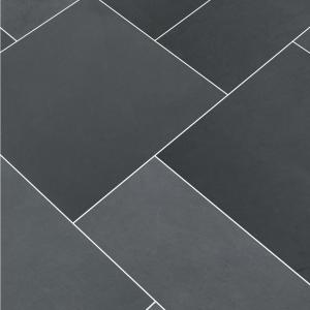 Msi Montauk Blue Ashlar Pattern Gauged Slate Floor And Wall Tile 5 Kits 80 Sq Ft Pallet Smonblu Ash The Home Depot