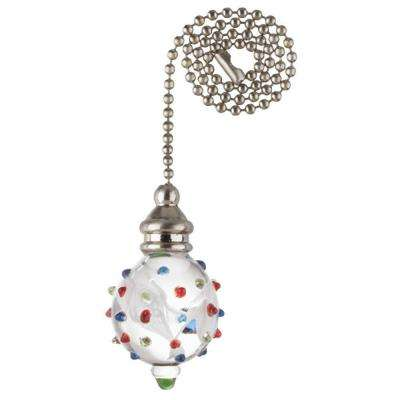 Ceiling fan pull chains ceiling fan parts the home depot white aloadofball Choice Image